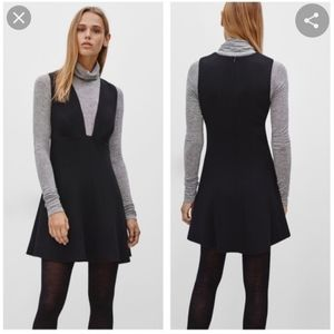 Aritzia wilfred montbrun dress size 2